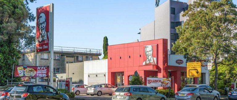 Finger lickin' results as investors develop taste for KFCs