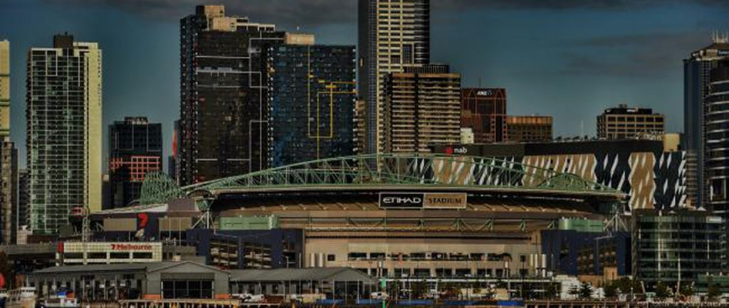 The western end of Melbourne's CBD has become a hot target for hoteliers. Picture: Tony Gough