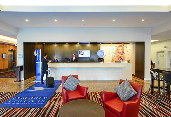 The Novotel in Glen Waverley has sold to iProsperity.