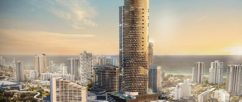 The Star Group has been given the green light for a 55-storey building at its Broadbeach Jupiters site.