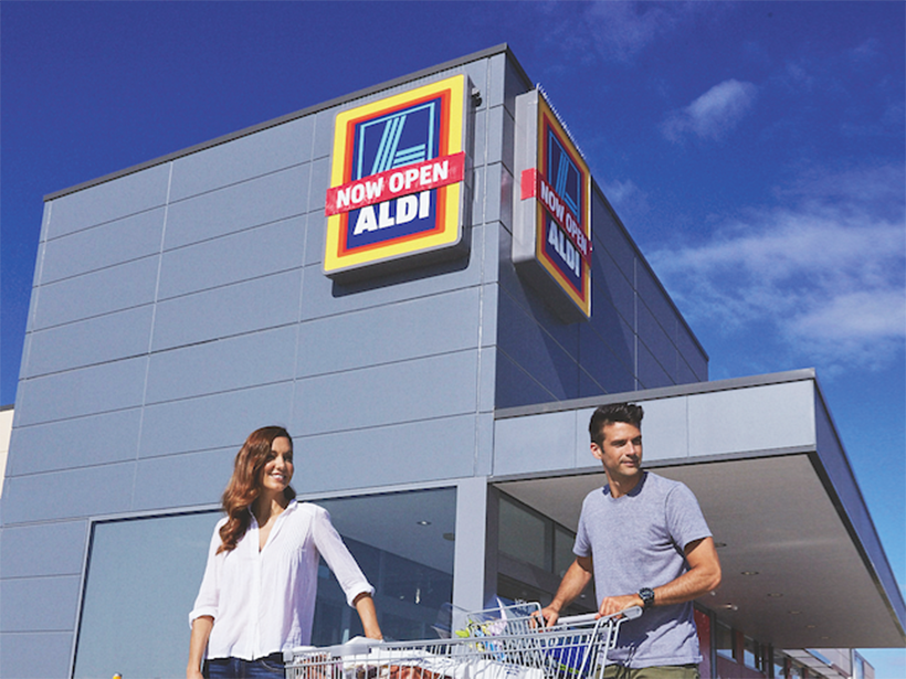 Supermarket Aldi has revealed major expansion plans in Western Australia and South Australia. Picture: Supplied