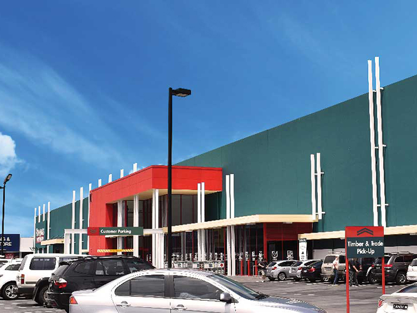 Bunnings Warehouse has just launched its first British store.