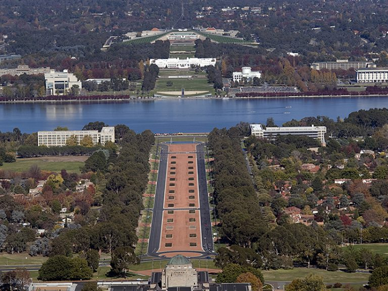 Canberra almost topples Sydney for office rent growth