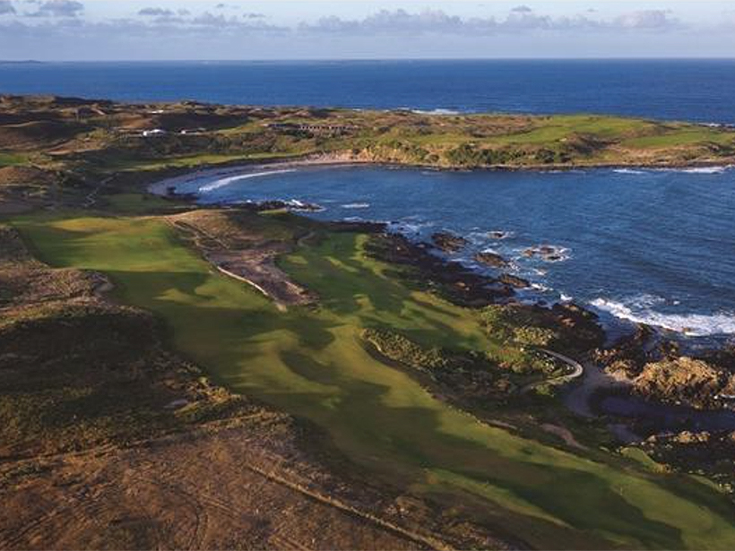 Cape Wickham golf course king island tasmania