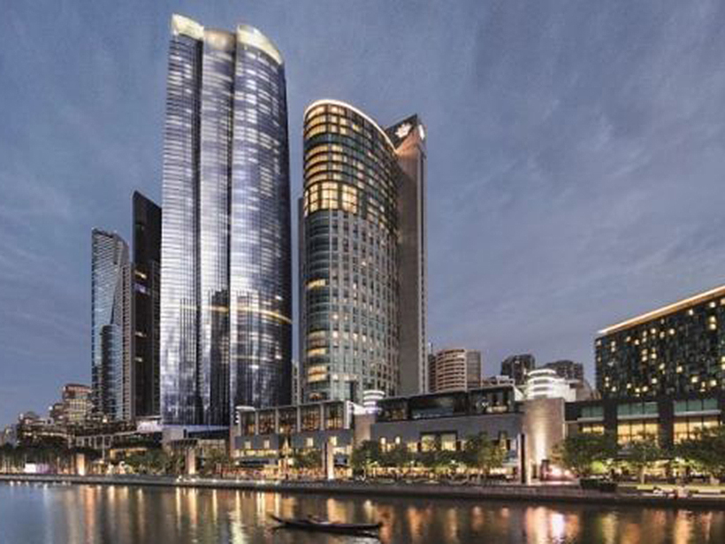 The Victorian Government has approved a new tower at Crown Casino in Melbourne.
