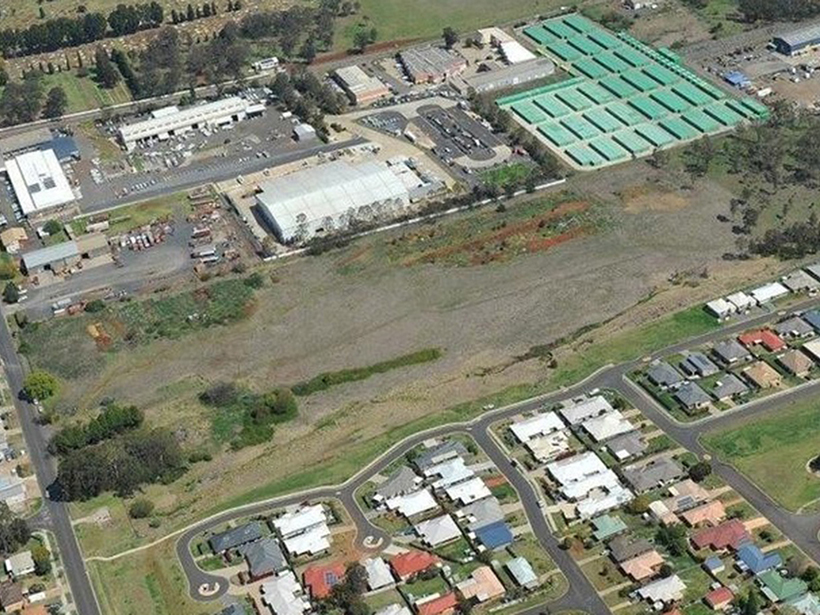 Development sites like this one in Toowoomba are increasingly hot property.