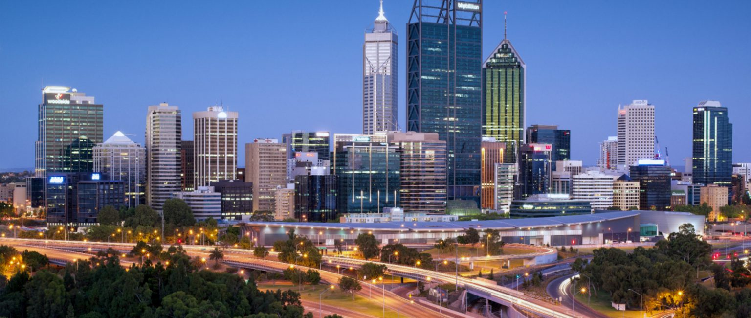 Perth's office market is beginning the slow climb back.