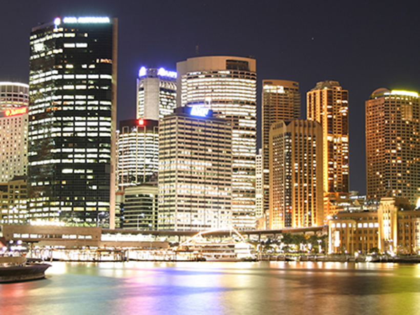 Competition for space in Sydney's office market is stronger than ever.