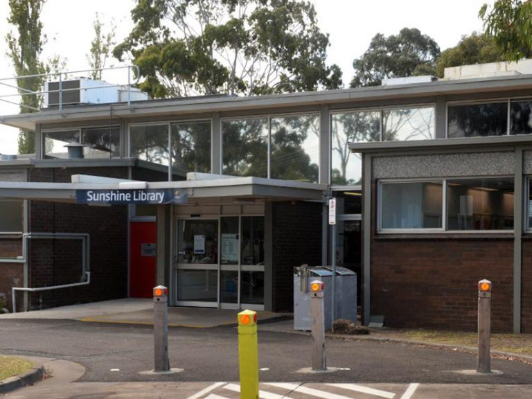 Sunshine Library site sparks auction 'frenzy'