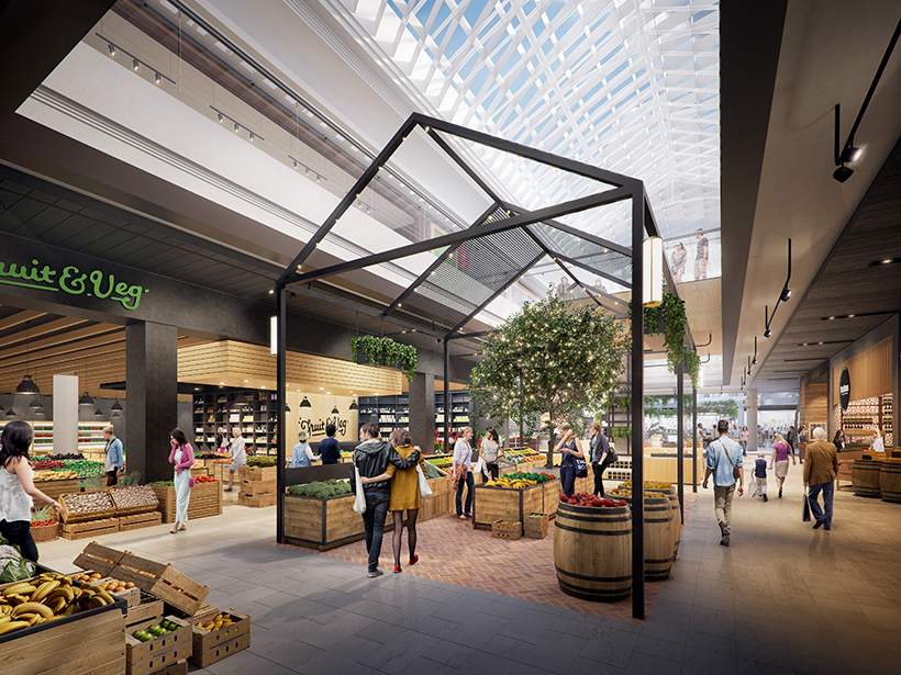 The Glen market $490 million upgrade