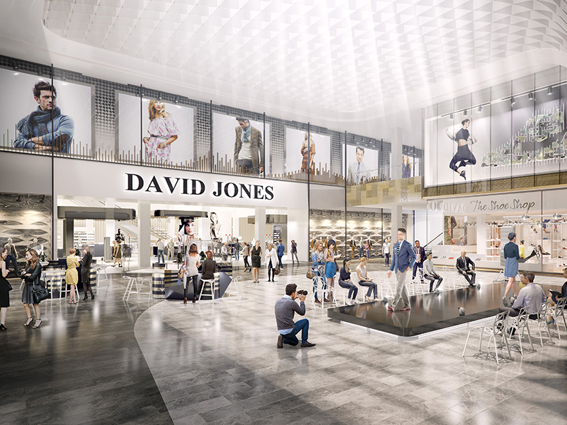 The Glen David Jones $490 million upgrade