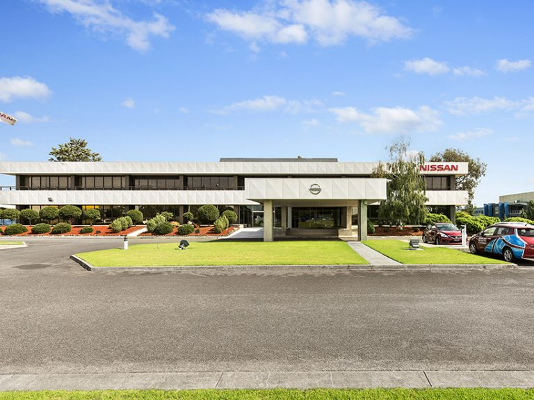 Nissan selling Melbourne headquarters