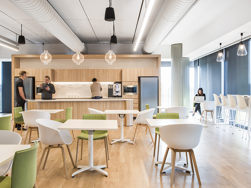 Office Futurespace AstraZeneca