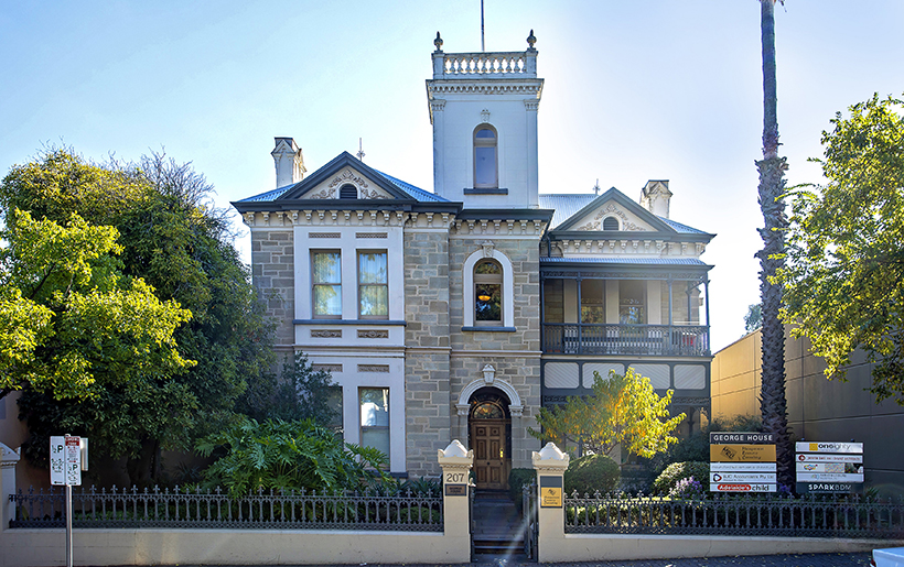 Once in 40 years sale for historic Adelaide property