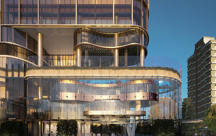 Gold Coast to welcome new $440m six-star hotel