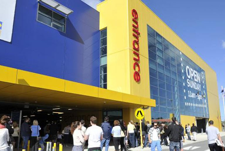Perth's Ikea store sells for $143.5 million