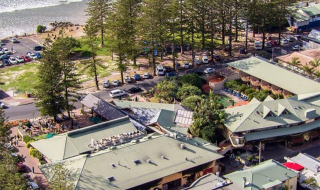 Byron Bay's Beach Hotel smashes Aussie pub record with $100m sale