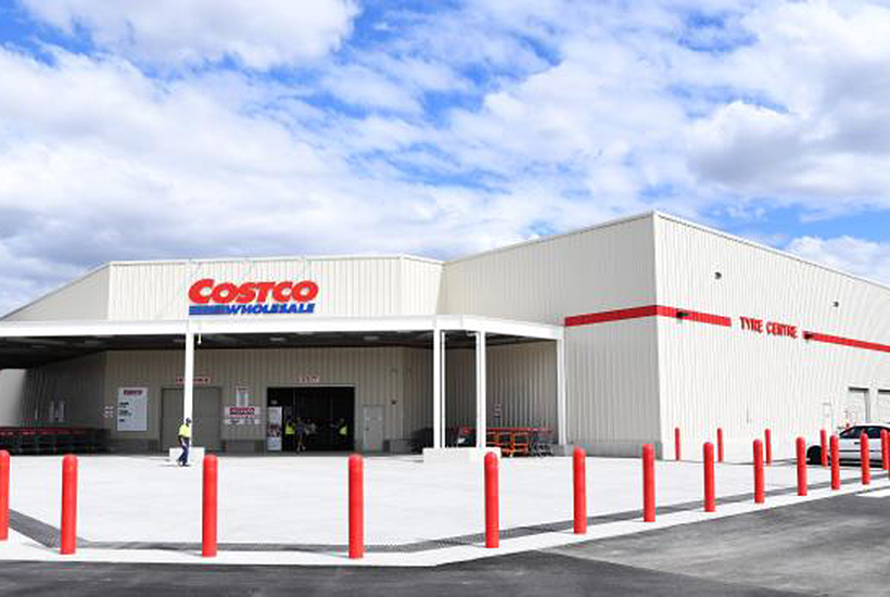 A Costco outlet. Picture: AAP