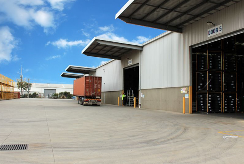 Melbourne industrial Sunshine West CBRE