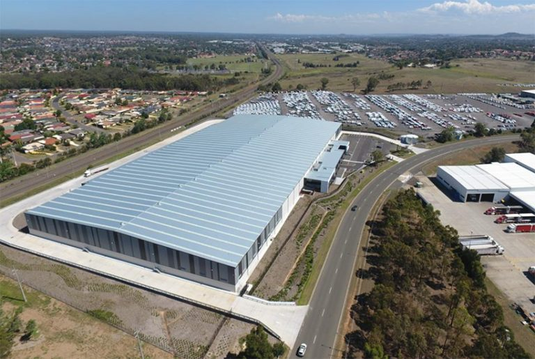 Industrial land one of Sydney's biggest winners