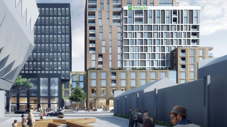 Holiday Inn to be Geelong's first new hotel in 20 years
