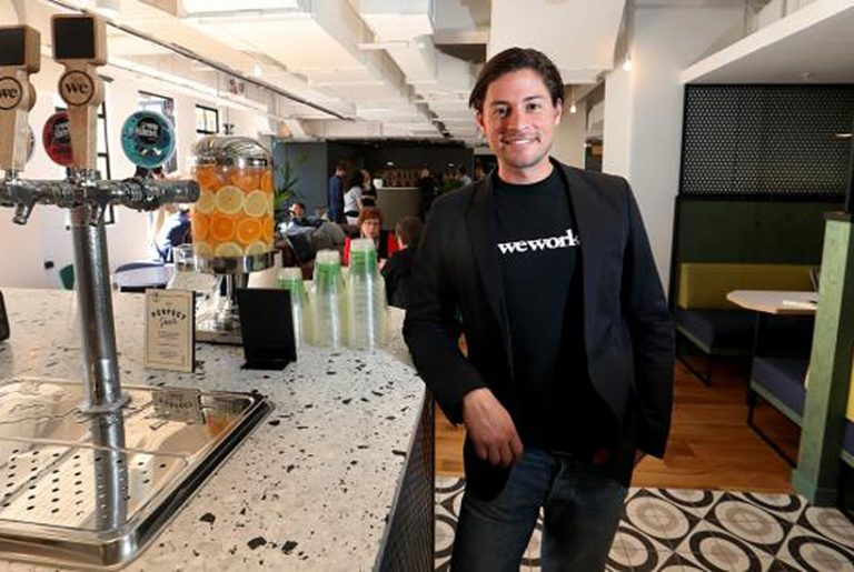 WeWork announces 'massive' rollout in Melbourne, Sydney