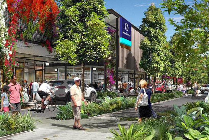 Work begins on Stockland's Birtinya Town Centre