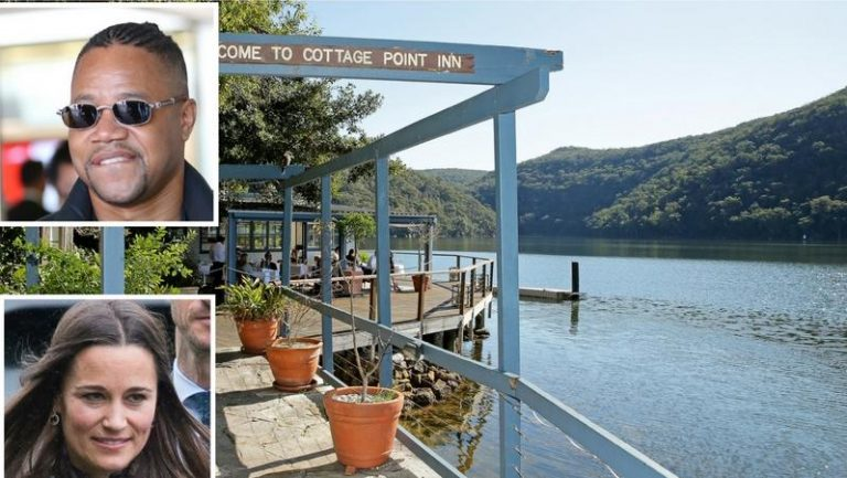 Waterfront restaurant to the stars hits the market