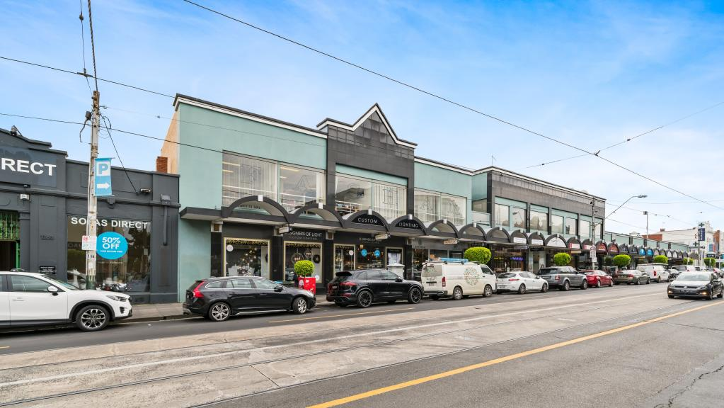 Developer snaps up 13 shops on Armadale fashion strip