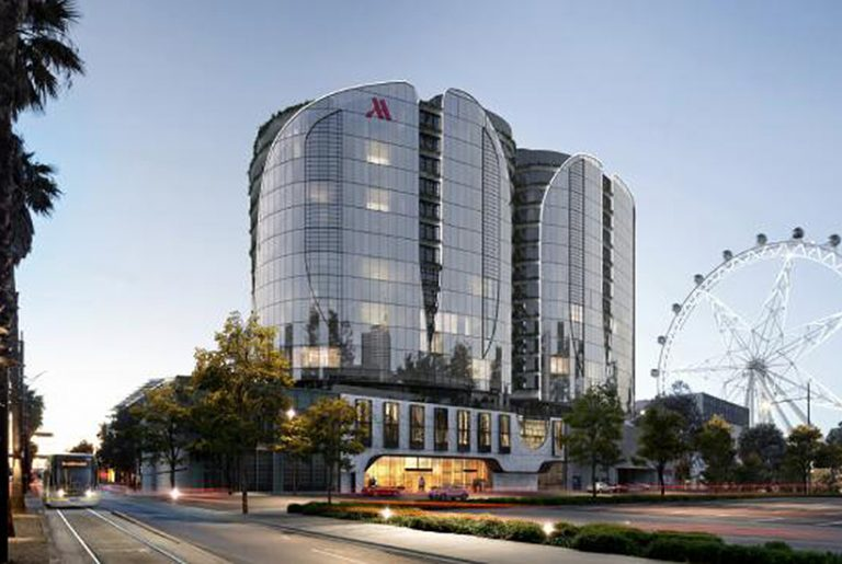 Marriott to push ahead with Melbourne hotel