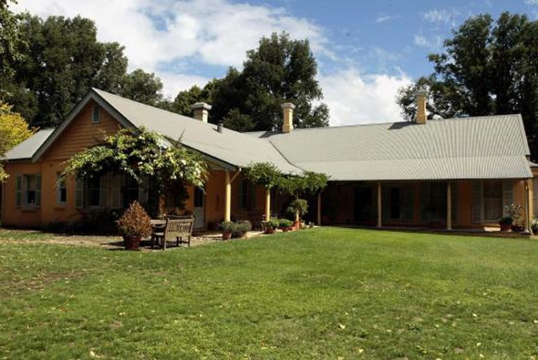 Former rugby boss buys historic NSW farm
