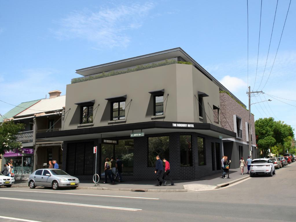 The Roxbury Glebe Sydney