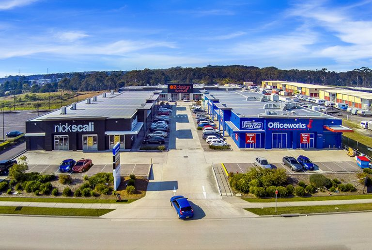 Quick flip sees 30% price jump for NSW retail hub