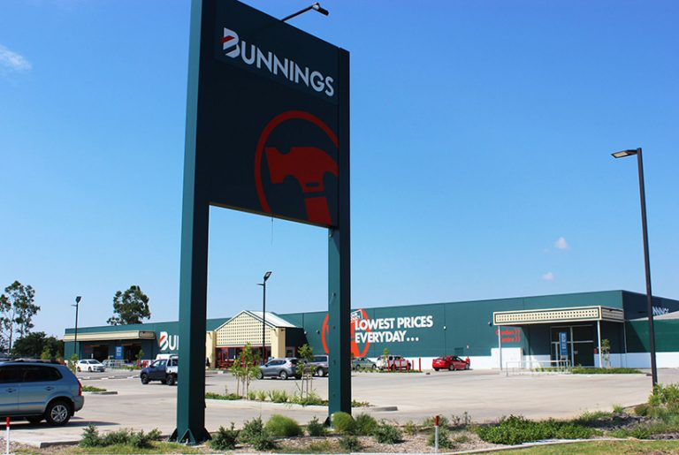 Queensland Bunnings goes big with $10m sale