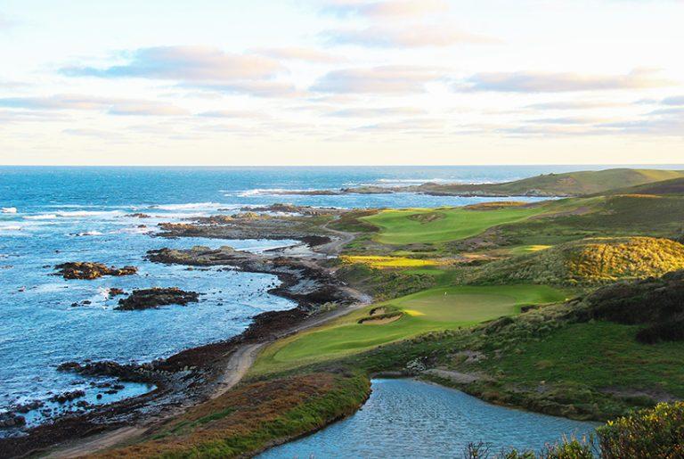 Top 10-ranked King Island golf course still on the market