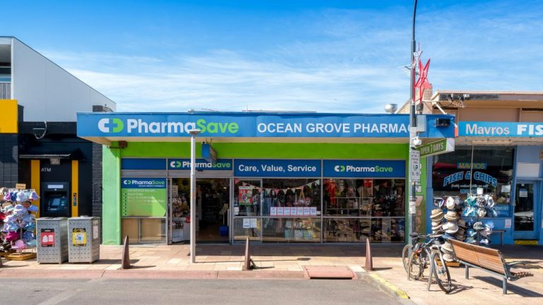 Investment, development options at Ocean Grove shop