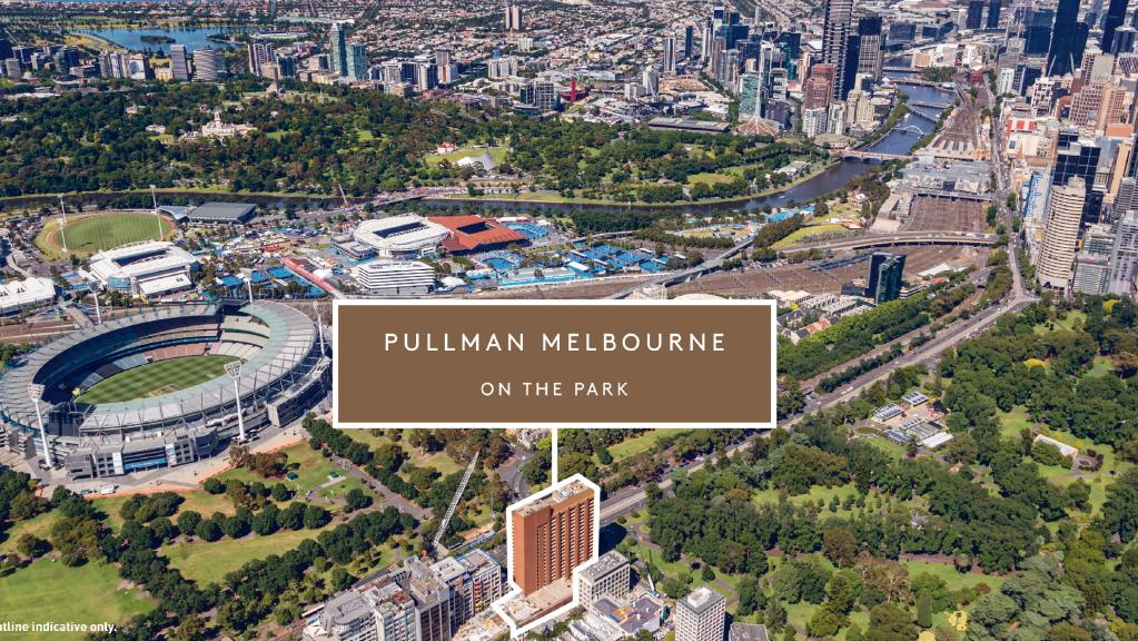 Pullman on the Park Melbourne hotel