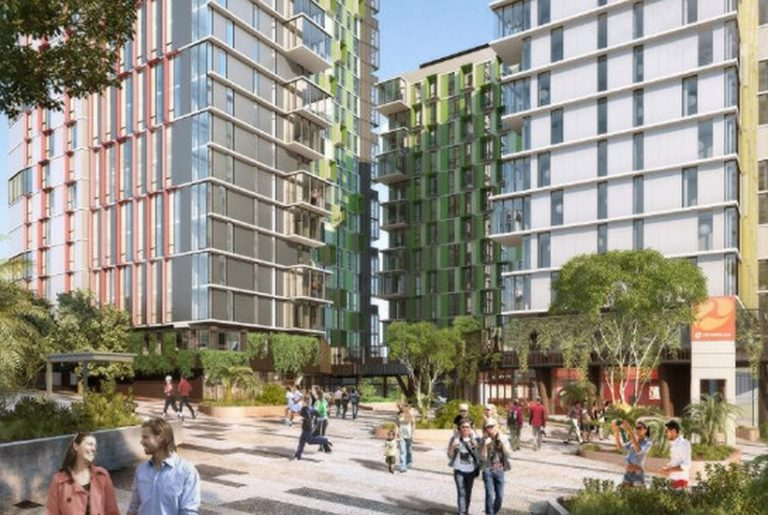 Singapore group unveils plans for 3250 student beds