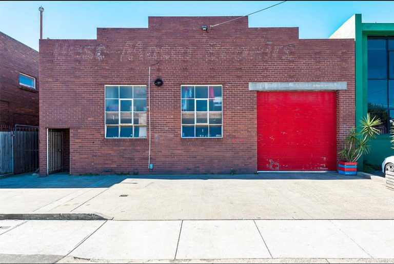 Little Red Trucks building sells for big red price