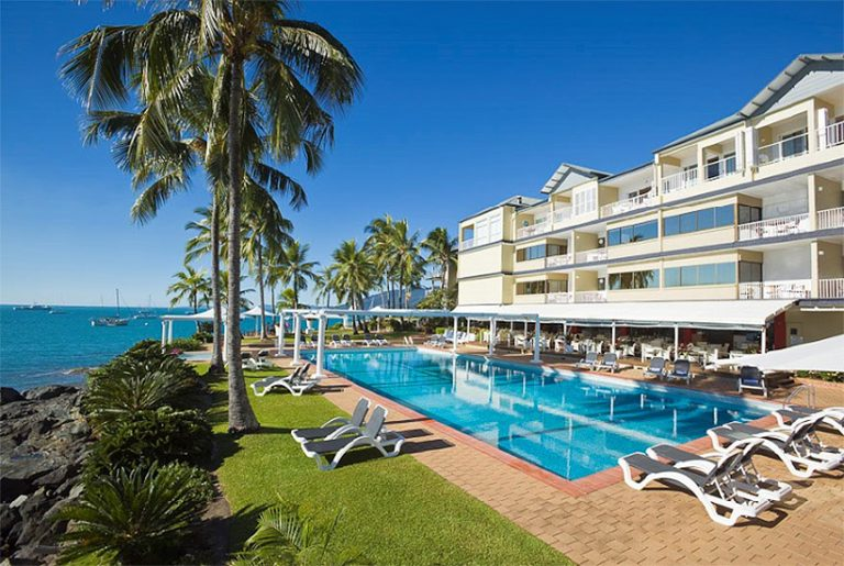 Airlie Beach oceanfront resort to ride tourism wave