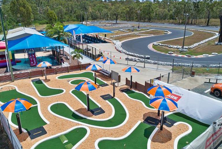Buy your own go-kart track and business for $1m