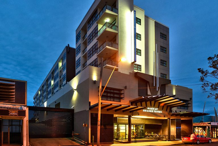 Rydges moves into Mackay's Grand Suites hotel