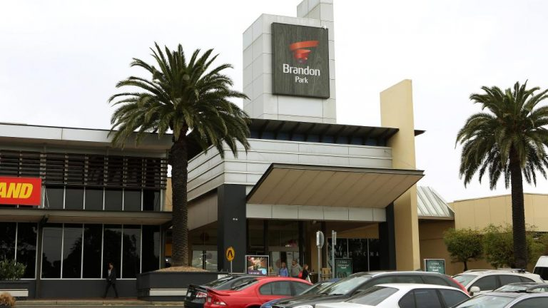 Ex-AFL player buys shopping centre near Hawks base