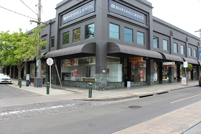 High St in Armadale is back in tenants' and investors' sights.