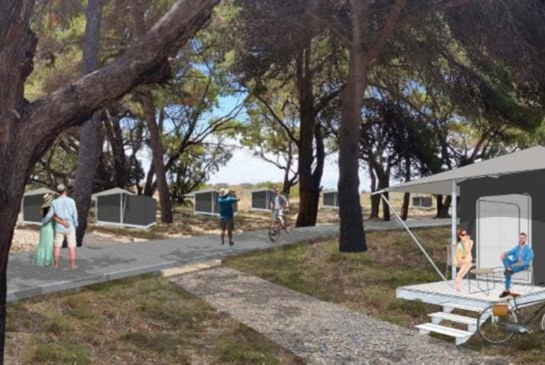 'Glamping' coming to Rottnest Island