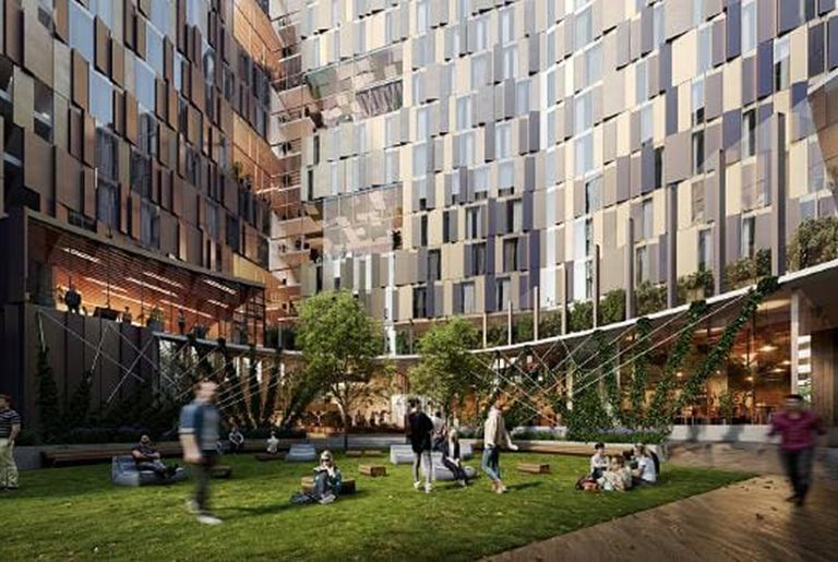Here's the accommodation students really want: architect