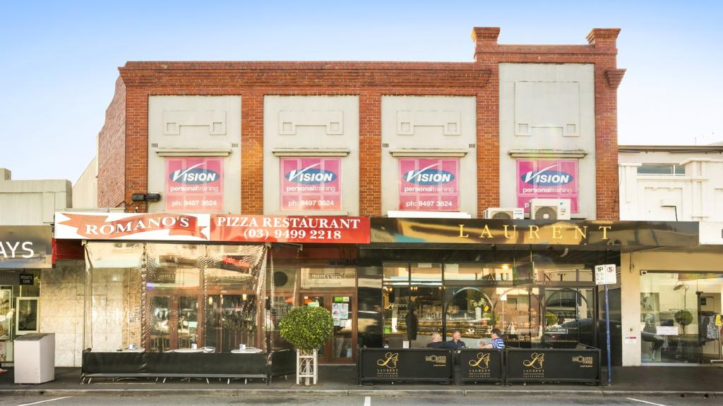 Pizza shop, bakery and gym break Ivanhoe price record