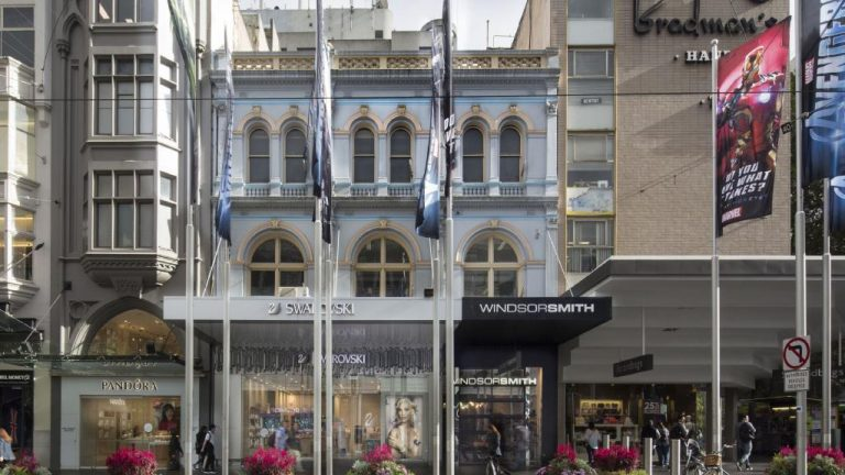 Bourke St Mall icon sells after 60-plus years