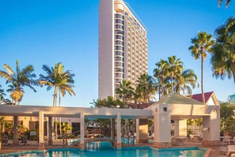 Surfers Paradise's Crowne Plaza offered up for $100m-plus