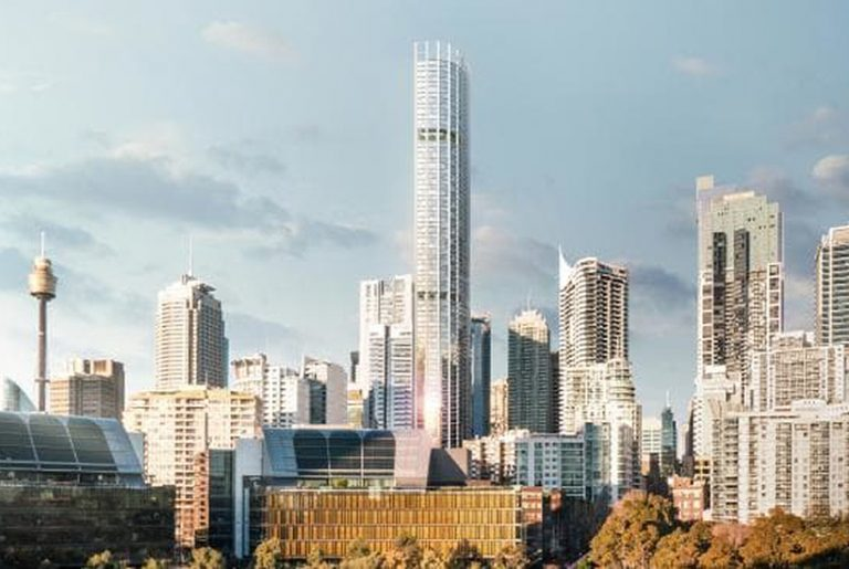 German firm wins right to design Sydney skyscraper